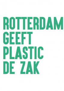 Rotterdam geeft plastic de zak